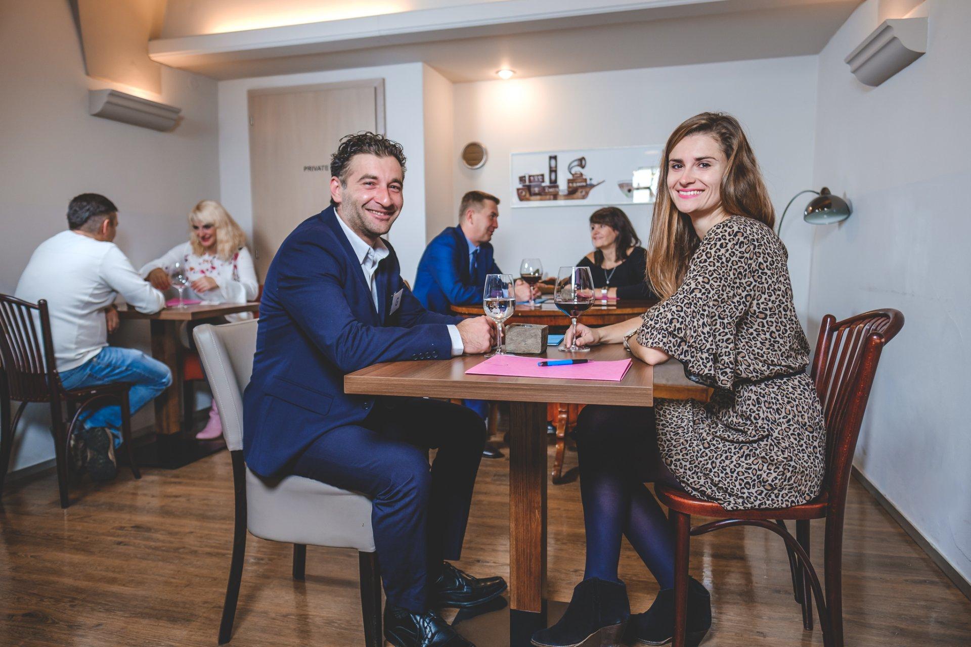 Speed Dating försäljning Manchester