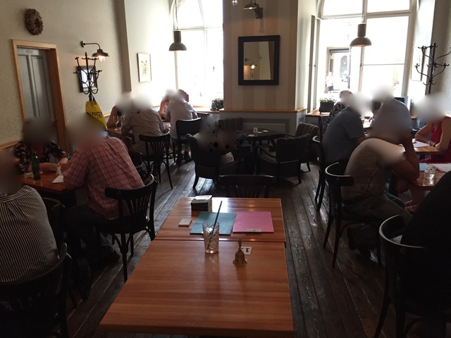 Seznamka kavárna